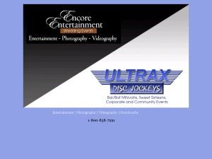 Ultrax Disc Jockeys