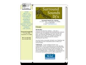 Surround Sounds Disc Jockeys