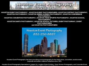 Houston Event Photography
