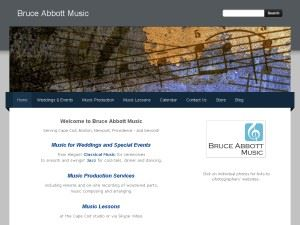 Bruce Abbott Music
