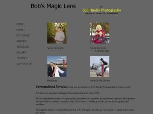 Bob Hardin - Photography Services