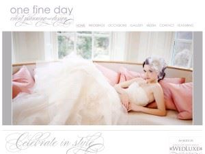 One Fine Day Event Planning