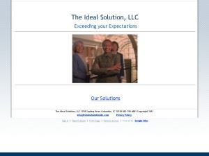 The Ideal Solution, LLC