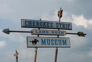 Cherokee Strip Land Rush Museum