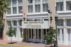 Best Western Plus- St. Christopher Hotel