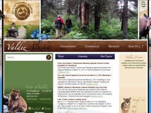 City of Valdez Park System