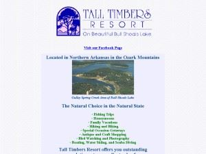 Tall Timbers Resort