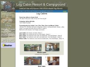 Log Cabin Resort & Campground