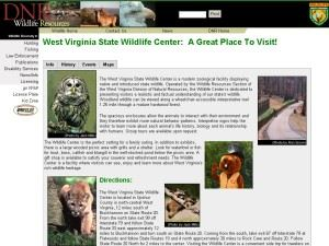 West Virginia State Wildlife Center