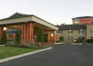 Best Western - Snowcap Lodge
