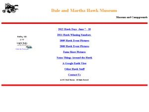 The Dale & Martha Hawk Museum