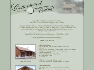 Cottonwood Cabins
