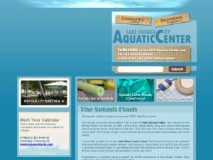 The Aquatic Center