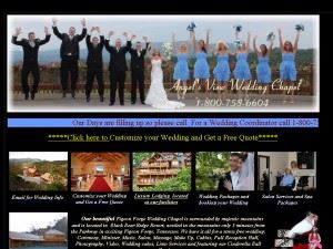 Angels View Wedding Chapel - Officiant
