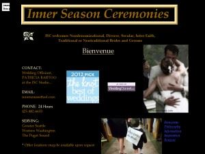 Inner Season Ceremonies