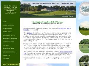 CrossRoads Golf & Recreation Parkway