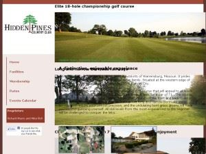 Hidden Pines Country Club