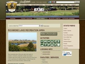 Richmond Lake Recreation Area