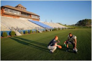 Wingate University Cannon Athletic Complex
