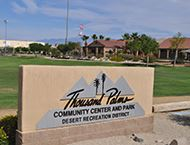 Thousand Palms Community Center