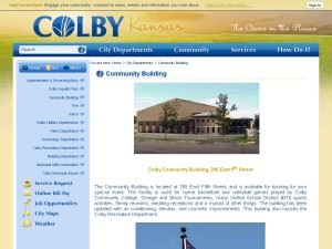 Colby Community Building
