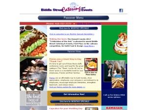 Biddle Street Catering & Events