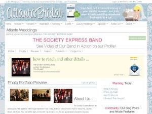 The Society Express Band
