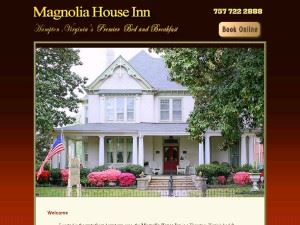 Magnolia House Wedding Officiants