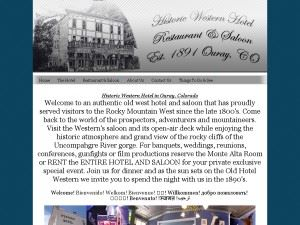 The Historic Western Hotel