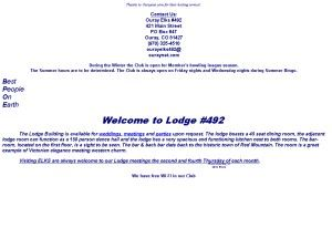 Ouray Elks Lodge 492