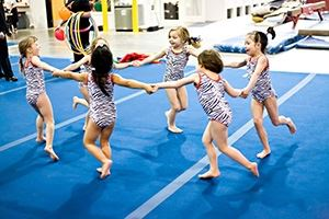 Leading Edge Gymnastic Academy