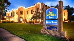 Best Western Plus - Plaza Hotel