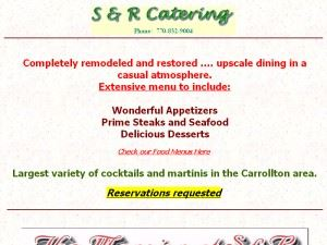 S & R Catering