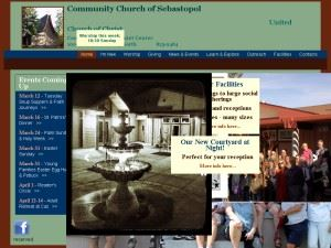 Community Church of Sebastopol