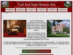 Trail End State Historic Site