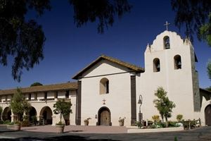 Old Mission Santa Ine's