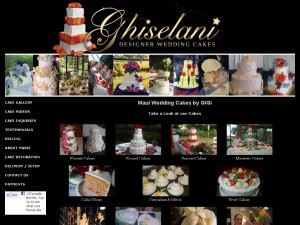 Ghiselani Wedding Cakes