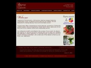 Thyme Events Catering