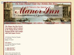 Manor Inn Restaurant & Banquet