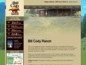 Bill Cody Ranch