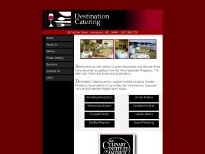 Destination Catering