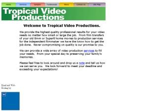 Tropical Video Productions