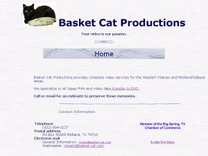 Basket Cat Productions