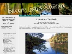 The River's Edge Cottage