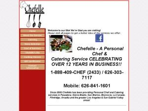 Chefelle Personal Chef Service