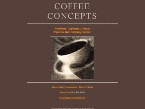 Coffee Concepts