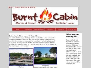 Burnt Cabin Marina & Resort