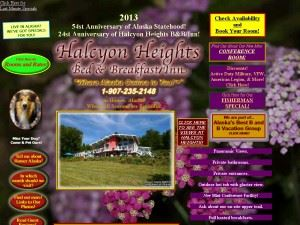Halcyon Heights Bed & Breakfast