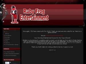 Ruby Frog Entertainment-DJ