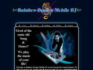 Rainbow Dragon Mobile DJ
